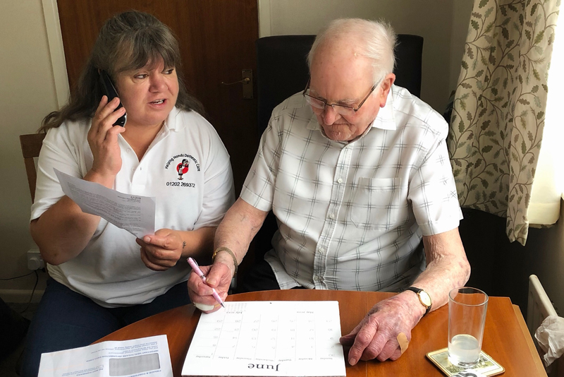 Personal Assistant Service for the Elderly Poole